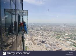 the ledge sears tower chicago usa at 1 353 feet it provides
