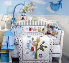 Monkey Crib Set Owl Baby Boy Crib Bedding Sets Baby Boy Crib Bedding Sets Ideas