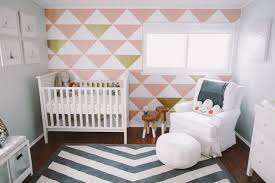 triangle nursery decor project nursery