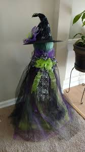Halloween Witch Craft Ideas by Tomato Cage Witch My Own Creations Pinterest Tomato Cage