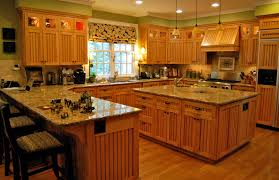 Kitchen Color Ideas With Cherry Cabinets 100 Kitchen Color Schemes With Wood Cabinets Home Design