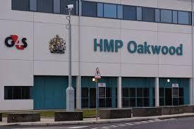 Oakwood Prison in Wolverhampton Daily Star