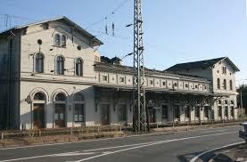 Rüdesheim (Rhein) station