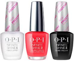 OPI  Infinite Shine Pro Stay  Hybrid nail lacquer  gel like nail polish