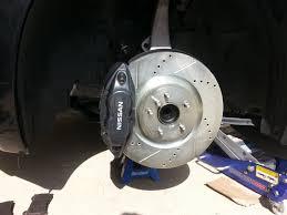 nissan gtr brake rotors 370z brake u0026 rotor upgrade tutorial part 1 youtube