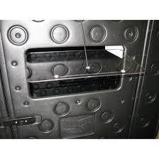 formex window kit for 4 u0027 x 6 u0027 snap lock hunting blind 207856
