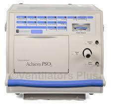 covidien achieva pso2 portable ventilator