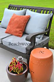 Spray Painting Metal Patio Furniture - best 25 painted outdoor furniture ideas on pinterest cable