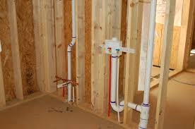 Plumbing Rough Systems Rough In And Siding Underway Modern Craftsman Style Home