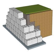 gravity retaining walls blockwalls