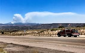 New Mexico Wildfire Map by The Latest As Many As 200 Evacuated Due To New Mexico Fire New