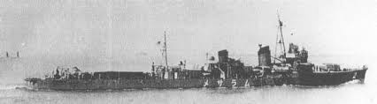 Japanese destroyer Murasame