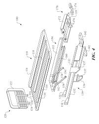 nissan altima 2005 door panel removal patent us8807906 flatbed tow truck pivoting platform assembly