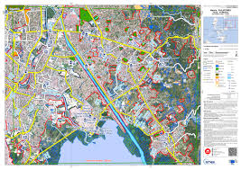 Metro Manila Map by Floods In Philippines Charter Activations International
