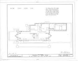 robie house floor plan house plans