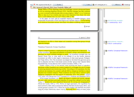 On Conducting a Literature Review with ATLAS ti ATLAS ti