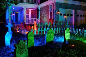 Outdoor Cfl Flood Lights Halloween Lighting Ideas