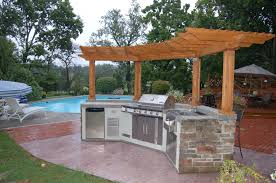 Diy Outdoor Kitchen Ideas Furniture Prefab Outdoor Kitchens With Ink And Cabinets For