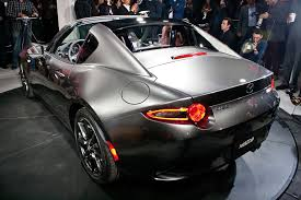mazda mx series mazda mx 5 miata hardtop convertible revealed cars pinterest
