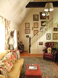 cottage sitting room cozy and vintage inspired english country