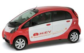 2012 Mitsubishi Electric Car