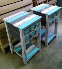 Patio Furniture Wood Pallets - rustic pallet end tables pallet side table pallets and pallet