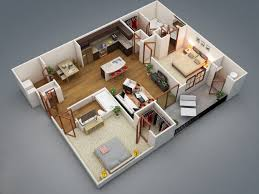 apartments 2 bedroom apartment layout design with wicker patio