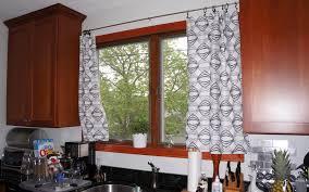 modern curtains for kitchen modern design ideas