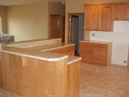 l shaped kitchen design with island andrea outloud