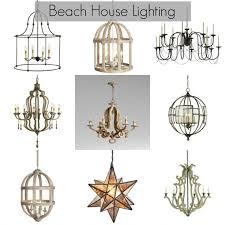 Beach House Light Fixtures by Beach House Decor