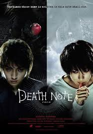 Death Note The Movie streaming