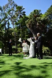 Brisbane City Botanic Gardens by Real Weddings With Brisbane City Celebrants Real Weddings With