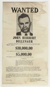 Images. John Dillinger