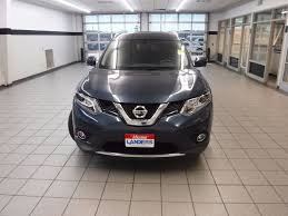 nissan rogue gas tank size 2016 2016 used nissan rogue fwd 4dr sl at landers chrysler dodge jeep