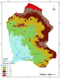 Thematic Maps Water Availability Theme Earthzine