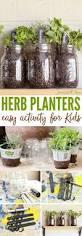 Garden Kitchen Ideas Best 25 Mason Jar Herbs Ideas On Pinterest Mason Jar Garden