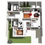 Tahap Tahap Perancangan Sketsa Rumah Minimalis ...