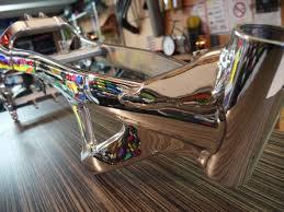 aluminium poli miroir ab deco metal polissage sur pièces moto