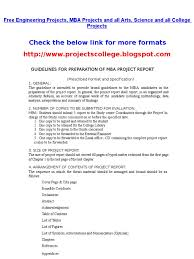 project report sample doc project format for mba http projectscollege blogspot com project format for mba http projectscollege blogspot com thesis typefaces