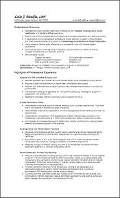 Resume Format Nursing Job by Nurse Resume Professional Development Goals For Nurses