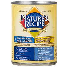 Natures Recipe Coupon