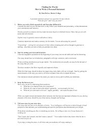 How To Write A Personal Statement PDF By Jess ca     mondivx com How To Write A Personal Statement PDF By Jess ca