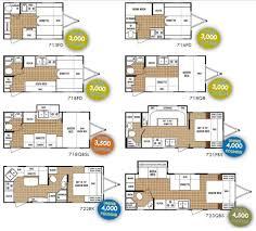 trailer floor plans cougar travel trailer floor plans floor