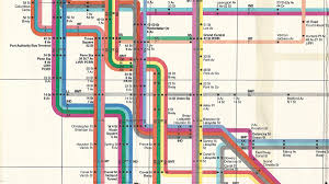 Mta Info Subway Map by The Lost Nyc Subway Map That May Vastly Improve Modern Ones Wired
