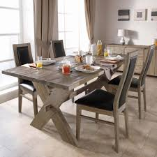 unique rustic dining room table with bench 36 in ikea dining table