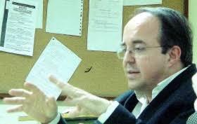 José  Carlos Carmona aspira a ser el candidato socialista