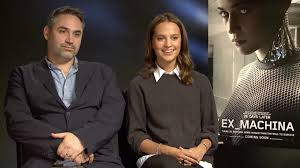 Ex Machina Explained Filmaholic Interview With Alex Garland And Alicia Vikander