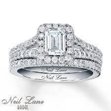 neil lane engagement rings jared neil lane bridal 1 5 8 ct tw diamonds 14k white gold