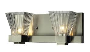 modern designs bathroom vanity lights brushed nickel inspiration