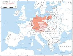 Map Of Europe And Africa by Timeline Of World War Ii 1931 U20131938